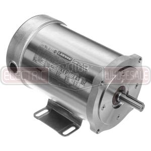1/2HP LEESON 1800RPM 56C TENV 3PH MOTOR 103411.00