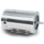 1HP LEESON 3600RPM 56C TENV 3PH MOTOR 117122.00