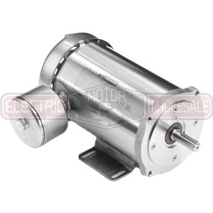 1.5HP LEESON 3600RPM 143TC TEFC 3PH MOTOR 121879.00
