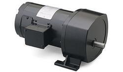 1/2HP LEESON 60RPM 90VDC P1100 SERIES PARALLEL GEARMOTOR 108710