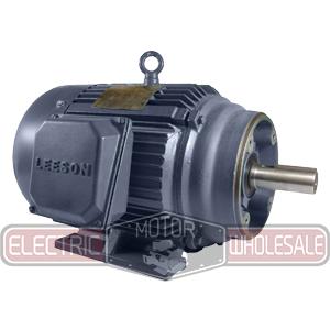 75HP LEESON 3600RPM 365TSC DP 3PH ULTIMATE-E MOTOR 199756.00