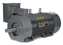 400HP BALDOR 1193RPM 5012 TEFC 3PH MOTOR EM50406LR-2340