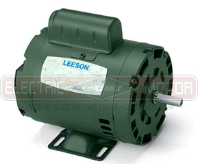 leeson e119348 3 4hp motor c6k17db51a. Black Bedroom Furniture Sets. Home Design Ideas