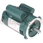 1/2HP LEESON 3600RPM 56C DP 1PH ECOSAVER MOTOR E100356.00