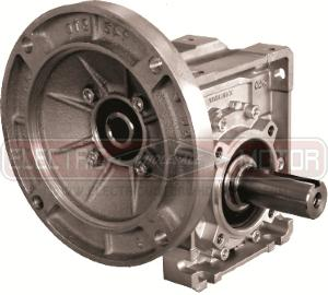 QUADRO Q-BMQ525-80-R-56 RIGHT ANGLE GEAR REDUCER Q525005418