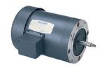 1/2HP LEESON 3450RPM 56J TEFC 3PH MOTOR 114931