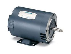 1/2HP LEESON 3450RPM 56J DP 3PH MOTOR 102199