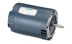 1/2HP LEESON 3450RPM 56J DP 3PH MOTOR 102198