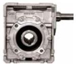 QUADRO Q-H525-80-H RIGHT ANGLE GEAR REDUCER Q525007618