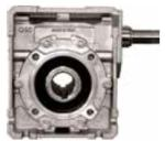 QUADRO Q-H534-52-H RIGHT ANGLE GEAR REDUCER Q534006124