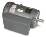 10HP BALDOR 1740RPM 215TC TEFC 1PH MOTOR CL3712T