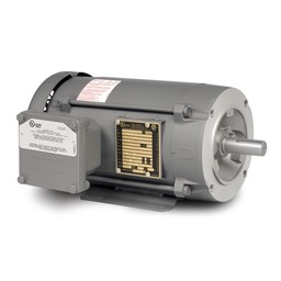 2HP BALDOR 1755RPM 56C XPFC 3PH MOTOR CEM7037