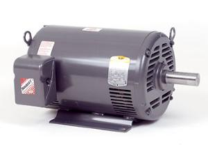 16HP BALDOR 1760RPM 256TZ OPSB 1PH MOTOR C-7815