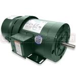 1HP LEESON 1800RPM 143TC TEFC 3PH BRAKE MOTOR 122248.00