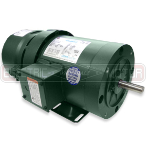 7.5HP LEESON 1800RPM 213TC TEFC 3PH BRAKE MOTOR 140605.00