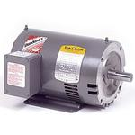 1/2HP BALDOR 3450RPM 56C OPEN 3PH MOTOR CEM31107