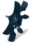 BALDOR 36FN5001A02SP Internal Cooling Fan