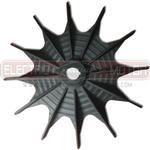 E003546.01 LEESON External Plastic Cooling Fan