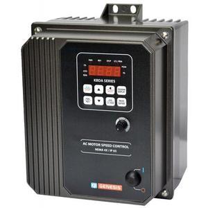 5HP KBDA-217S NEMA4X VFD ON/OFF SWITCH 230VAC 3PH INPUT 8865
