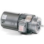 1HP BALDOR 1765RPM 143TC TEBC 3PH MOTOR IDM3581T