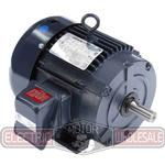 1.5HP LEESON 1200RPM 182T TEFC 3PH ULTIMATE-E MOTOR B199001.00