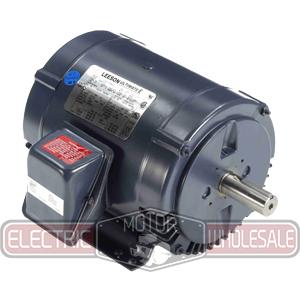1.5HP LEESON 1200RPM 182T DP 3PH ULTIMATE-E MOTOR B199685.00