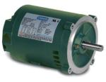 1.5HP LEESON 3600RPM 143TC DP 3PH WATTSAVER MOTOR 122214.00.00