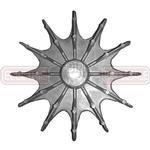 BALDOR 079327010A External Cooling Fan