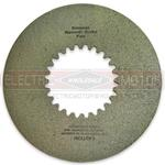 STEARNS 81000 1-FRICTION DISC USE WITH BRASS PLATE 566841500