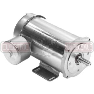 1/2HP LEESON 1800RPM 56C TEFC 3PH MOTOR 117762.00