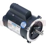 1/2HP LEESON 1625RPM 56C DP 1PH MOTOR 102021.00B