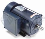 10HP LEESON 1800RPM 215TZ ODP 230V 1PH MOTOR 141430.00