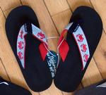 Crab Flip Flops