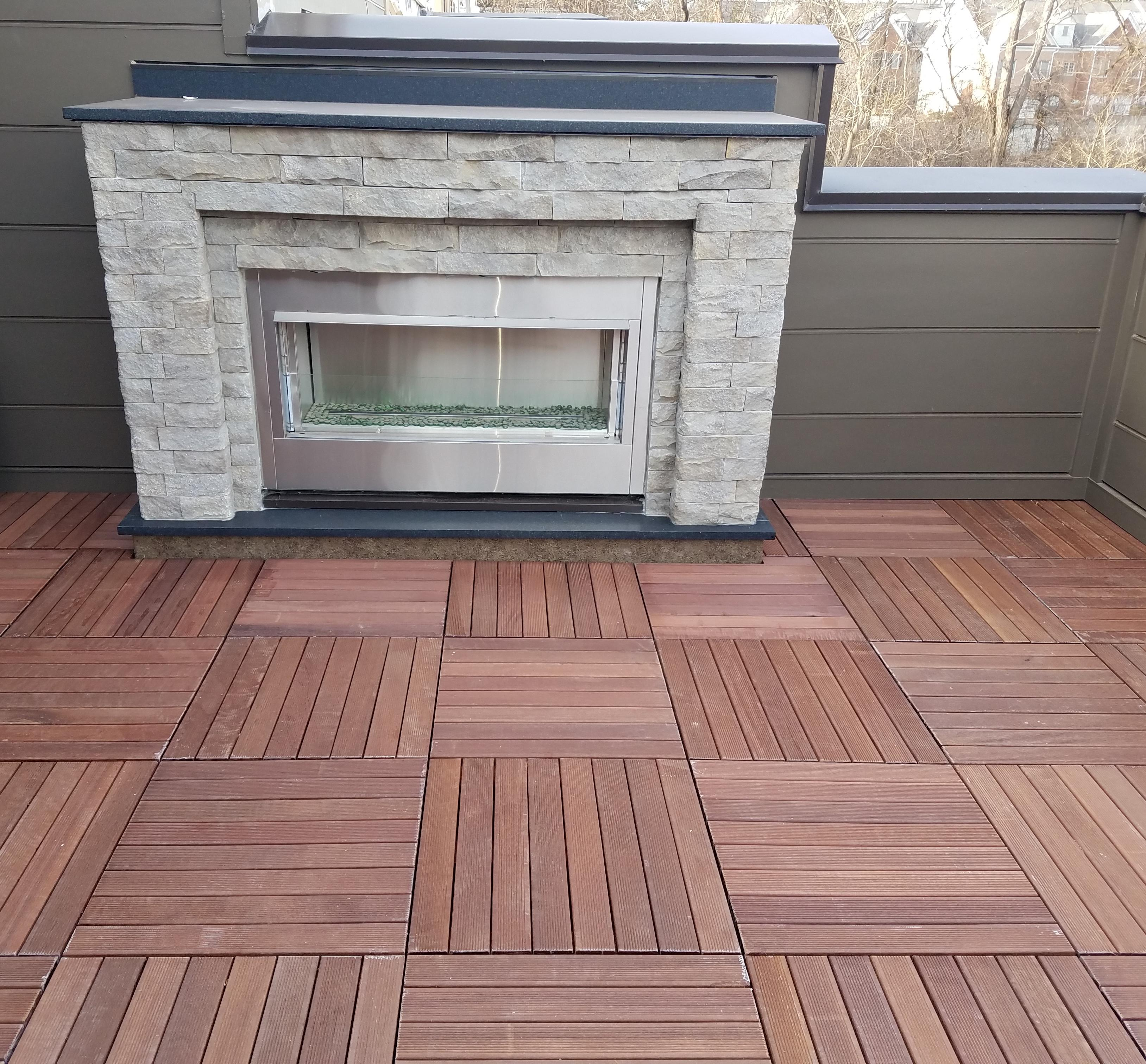 Name Of Brazilian Redwood And Comes In Shades Light To Darkish Red The 24 Structural Panels Have A Fluted Finish Will Certainly Add Beauty