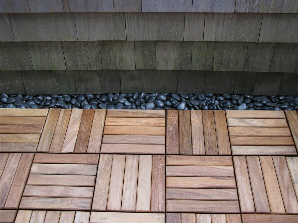 Ipe Deck Tile Indoor Outdoor Tiles
