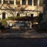 Park Ridge sign/building