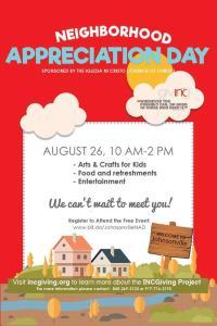 Johnsonville Neighborhood Appreciation Day