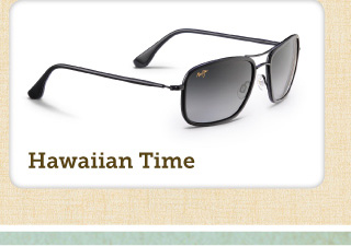 Maui Jim Hawaiian Time