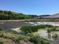 Leachate Pond Deconstruction