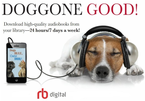 Downloadable eBooks and Audio Books