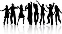 silhouette-dancing-people