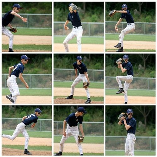 Pitcher Josh Grella