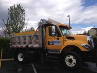 Ferguson Township Public Works Vehicle