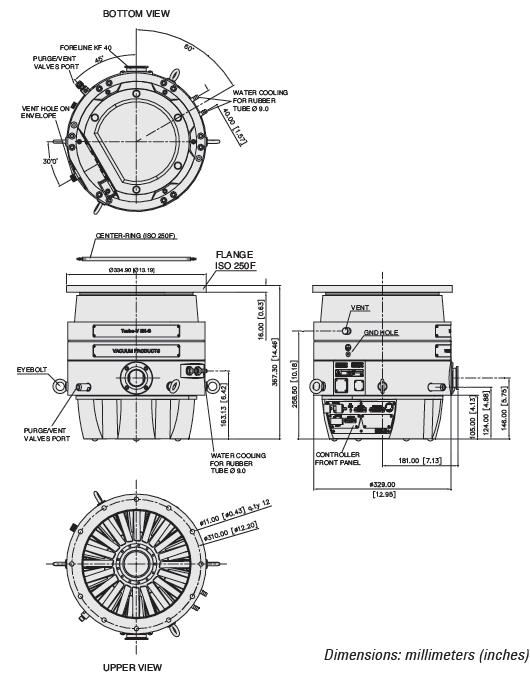 Agilent Turbo-V 3K-G