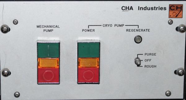 CHA Industries SEC-1000-RAP