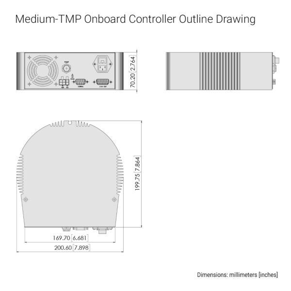 Agilent TwisTorr Medium-TMP