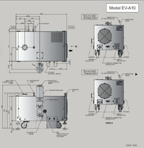 EBARA EV-A10