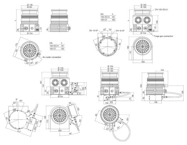 Leybold Vacuum TURBOVAC SL 300