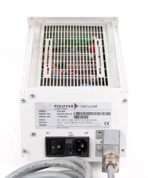 Pfeiffer TPS 600