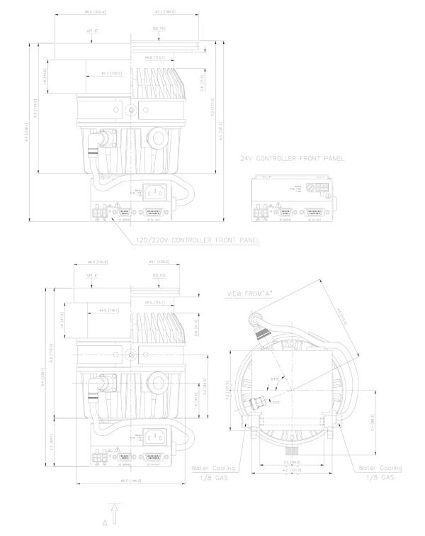 Agilent Varian Turbo-V 301 Navigator
